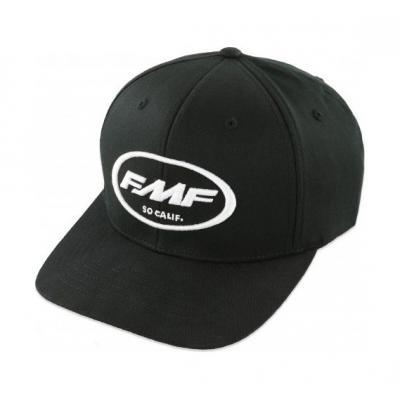 Casquette FMF Factory Classic Don noire logo blanc