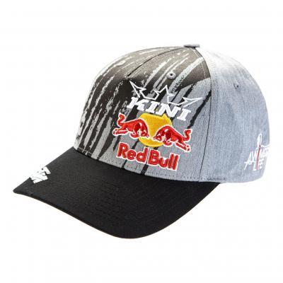 Casquette Kini Red Bull Corrugated anthracite/gris