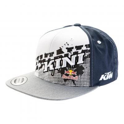 Casquette Kini Red Bull Slanted gris/blanc/navy