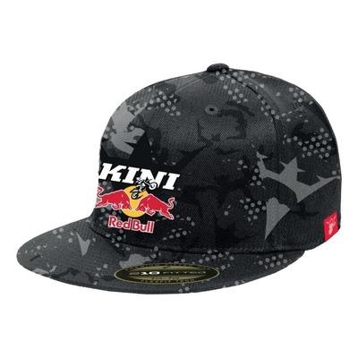 Casquette Kini Red Bull Urban noir camouflage