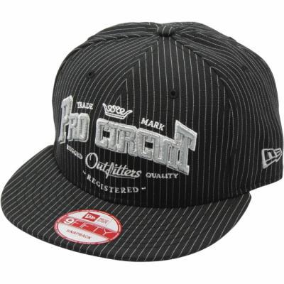 Casquette Pro Circuit Outfitters New Era noir