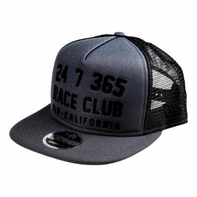 Casquette Troy Lee Designs Race Club graphite