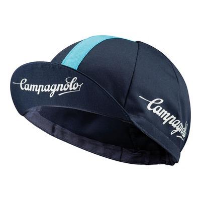 Casquette vélo Campagnolo bleue