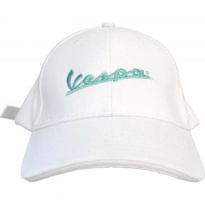 Casquette Vespa 70 Logo blanc