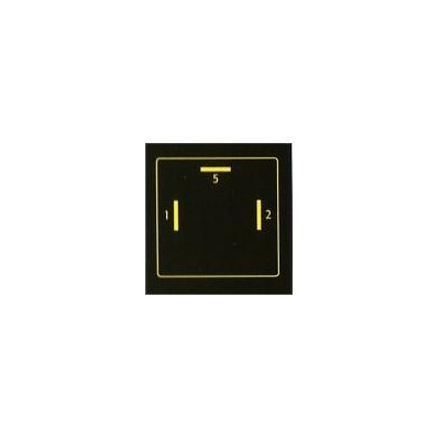 Centrale clignotante électronique LED à 3 bornes