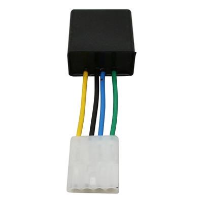 Centrale relais clignotants 00H05700481 pour Gilera SMT / RCR / Aprilia RX
