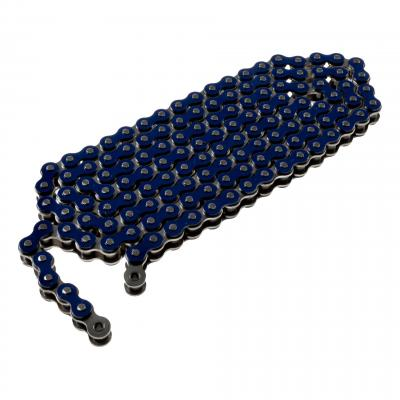 Chaîne 1Tek origine Renforcée 134 maillons Pas 420 Bleu