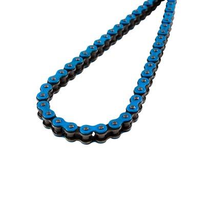 Chaîne renforcée KMC 415 106 maillons bleu