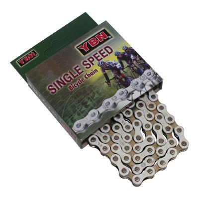 Chaîne vélo YBN S410 Single Speed 1-3v