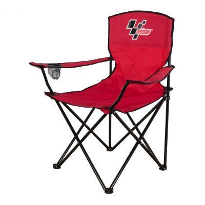 Chaise pliante MotoGP rouge
