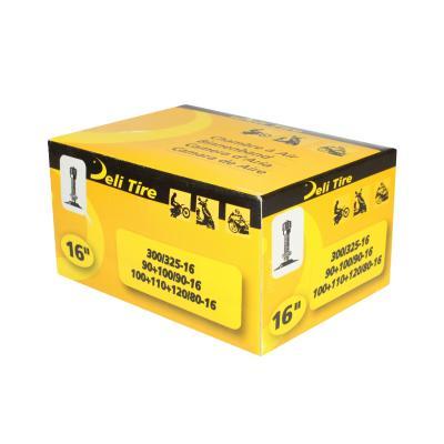 Chambre à Air 16 3.00-3.25x16- 90/90x16 Deli valve Droite
