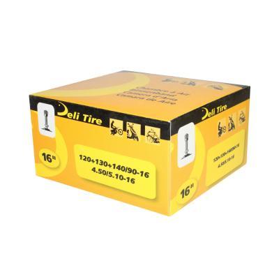 Chambre à Air 4.50-5.10x16- 120/90x16 Deli valve Droite
