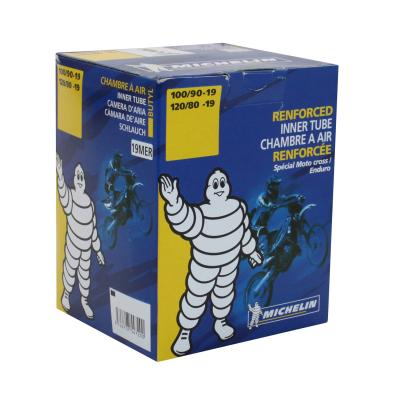Chambre à air Michelin offroad 100/90-19 valve droite