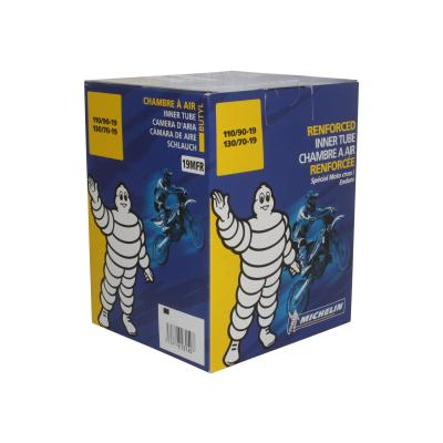 Chambre à air Michelin offroad 110/90-19 valve droite