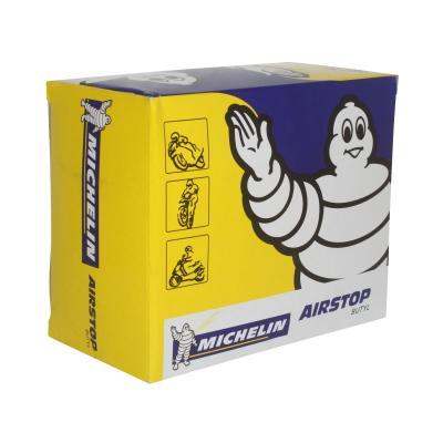 Chambre à air Michelin offroad renforcée 90/100-16 valve droite