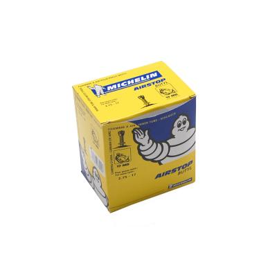 Chambre à air Michelin Street 2,75-17 valve droite TR4