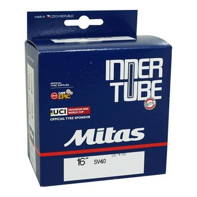 Chambre à air Mitas 2 1-4-16 valve Schrader