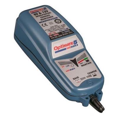 Chargeur batterie 6/12V Tecmate Optimate 5 Voltmatic