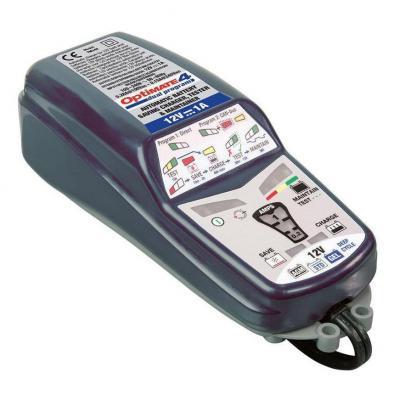 Chargeur de batterie 12V Tecmate Optimate 4 TM340 Dual Program