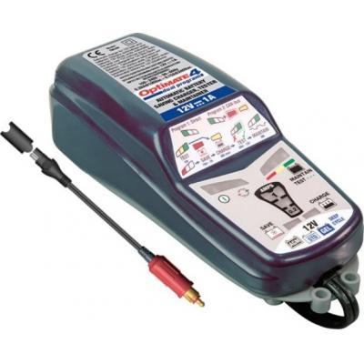 Chargeur de batterie 12V Tecmate Optimate 4 TM350 Dual Program CANbus
