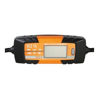 Chargeur de batterie et maintien de charge SC Power SCZ15 6-12v 1a à 4.5a