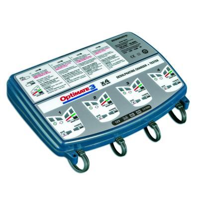 Chargeur de batterie Optimate 3 X4