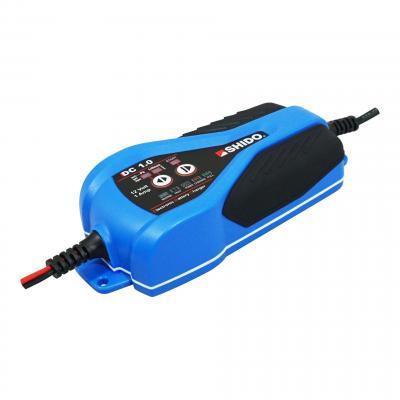 Chargeur de batterie Shido DC 1.0 Lithium / Gel / Acide 12v 2 A 40Ah