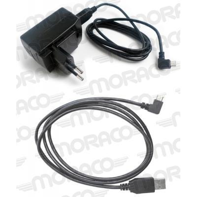 Chargeur secteur avec câble USB pour intercom Sena série SMH