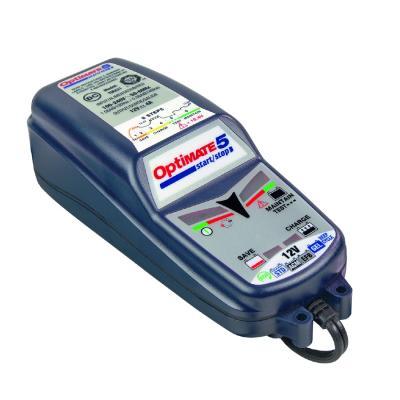 Chargeur testeur de batterie Optimate 5 TM220-4A