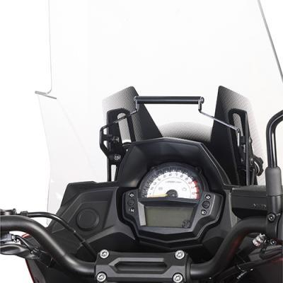 Châssis pour support GPS/Smartphone Kapppa Kawasaki 650 Versys 15-18