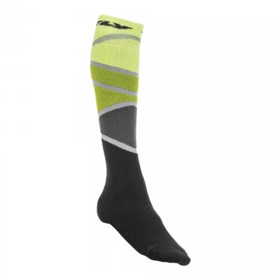 Chaussettes enfant Fly Racing MX Pro Thick jaune/vert/noir