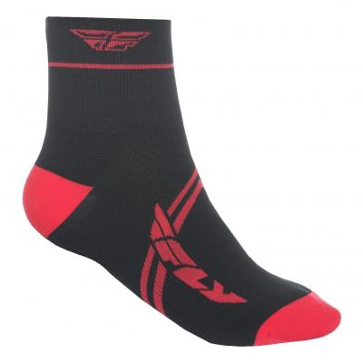 Chaussettes Fly Racing Action rouge/noir