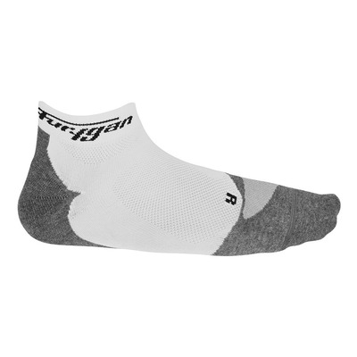 Chaussettes Furygan Fury Sock 37,5® blanc/gris