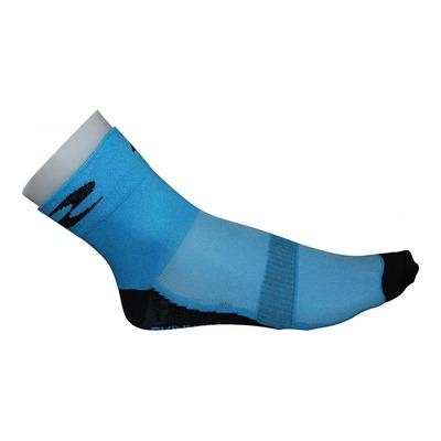 Chaussettes Gist courtes (10cm) bleues