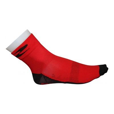 Chaussettes Gist courtes (10cm) rouges