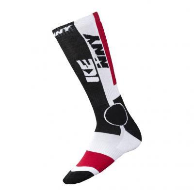 Chaussettes Kenny MX Tech rouge/noir/blanc
