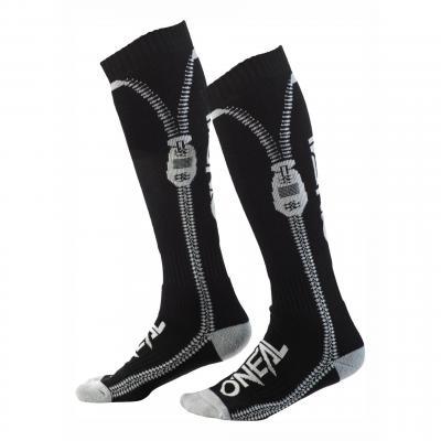 Chaussettes O'Neal Pro MX Zipper noir
