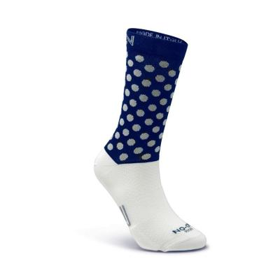 Chaussettes Sixs No-On pois