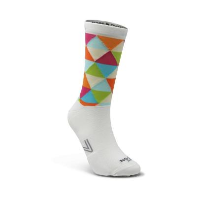 Chaussettes Sixs No-On triangle