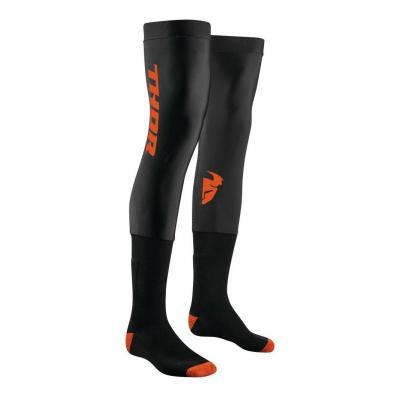 Chaussettes Thor Comp Gear noir/orange