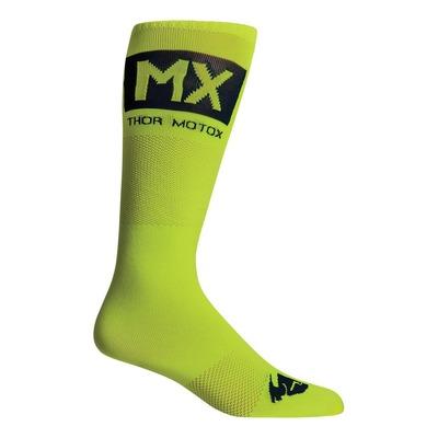 Chaussettes Thor MX Cool Socks acid/midnight
