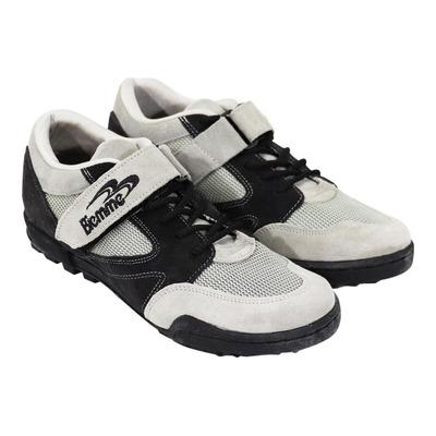 Chaussures cyclotourisme Biemme noir/gris