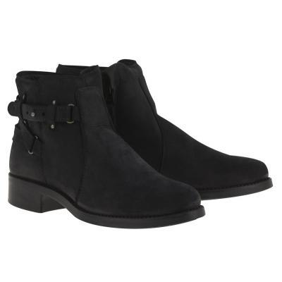 Chaussures femme Alpinestars STELLA KERRY WATERPROOF noir mat