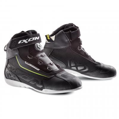 Chaussures Ixon Assault EVO noir/blanc/jaune vif
