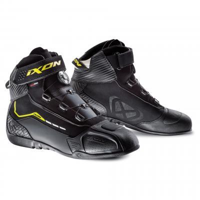 chaussures Ixon Soldier EVO noir/jaune vif