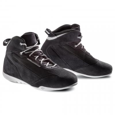 chaussures Ixon Speed Vented noir/blanc