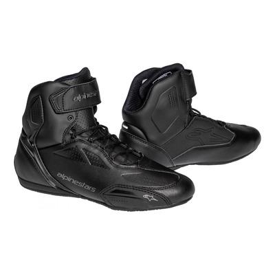 Chaussures moto Alpinestars Faster-3 noir/cool gris