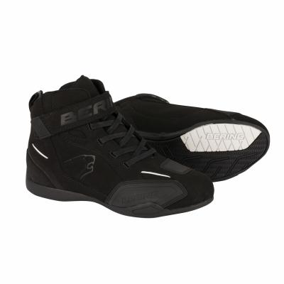 Chaussures moto femme Bering Lady Corwell noir