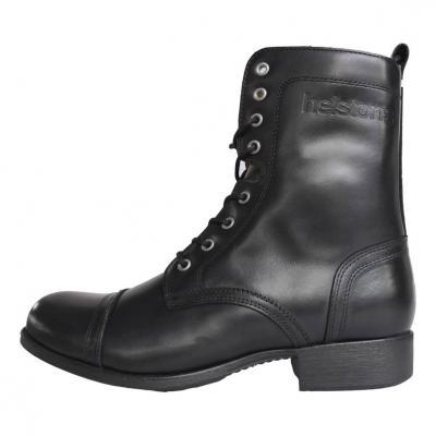 Chaussures moto femme Helstons Lady noir