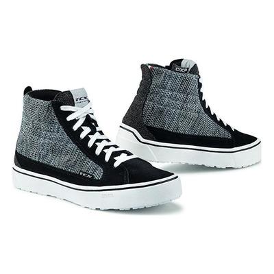 Chaussures moto femme TCX Street 3 Lady Air noir/gris